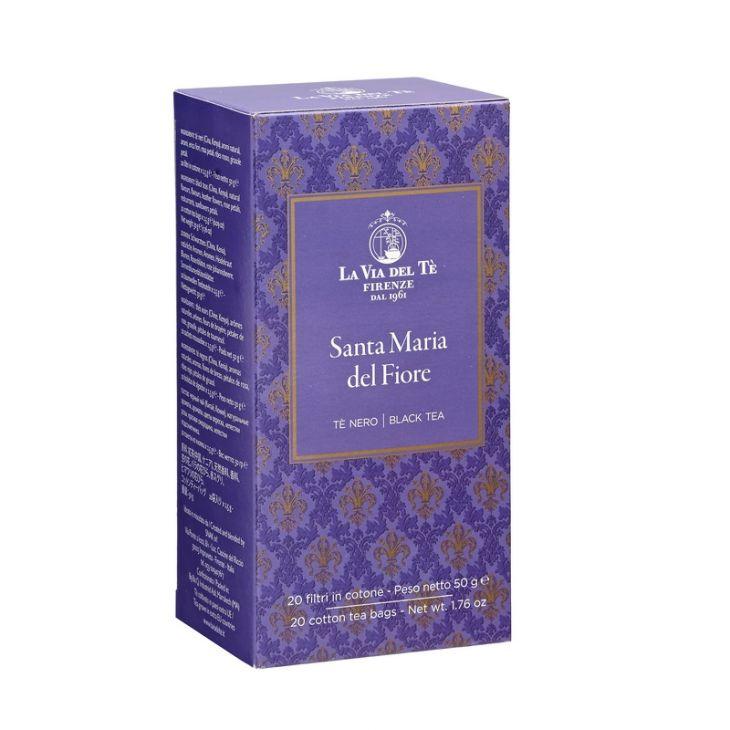 Thé noir Santa Maria del Fiore