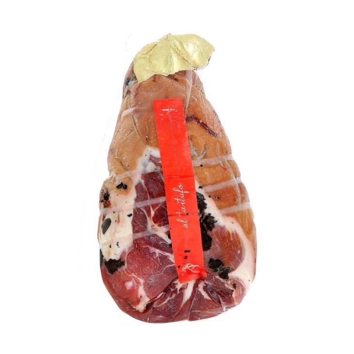 Jambon cru italien à la truffe