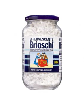 Effervescents goût citron Brioschi