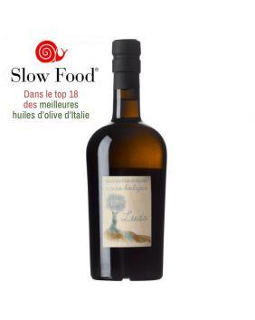 Huile d'olive extra-vierge BIO taggiasche La Baita 50 cl