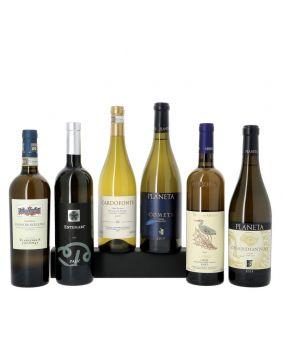 Découverte des grands vins blancs italiens