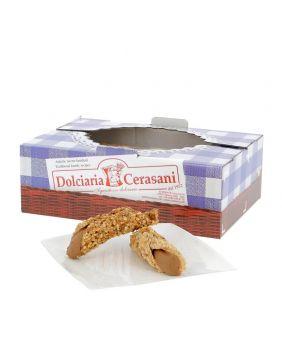 Crocco cannoli siciliens caramel salé