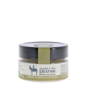 Crème d'artichauts BIO