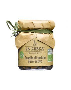 Lamelles de truffe noire d'été BIO La Cerca 50 g