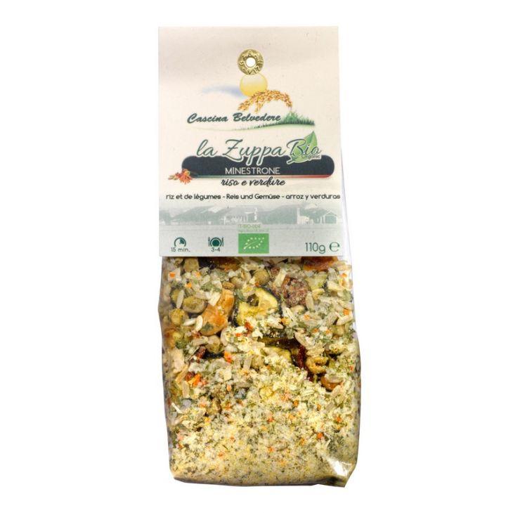 Minestrone de riz BIO Cascina Belvedere