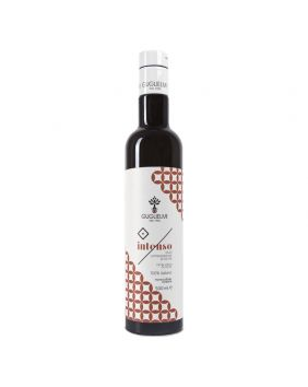 Huile d'olive des Pouilles au goût intense Guglielmi 50 cl