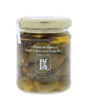 Cucunci di Pantelleria à l'huile d'olive Kazzen