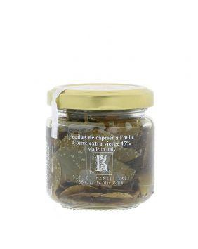 Feuilles de câprier à l'huile d'olive 90 g Kazzen