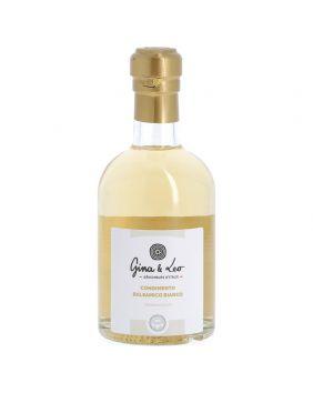 Condiment au vinaigre balsamique blanc