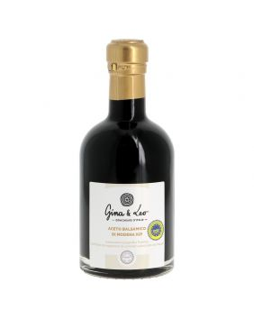 Vinaigre balsamique de Modène IGP Gina & Leo
