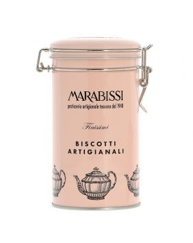 Biscuits chocolat et sel marin Marabissi boite collector 150 g