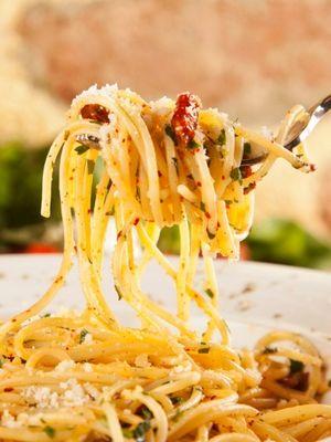 Spaghetti sauce nduja