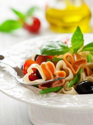 Salade de cuori aux olives