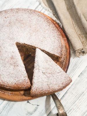Gâteau chocolat et amaretti